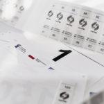 Tanie chipy RFID w numerach startowych